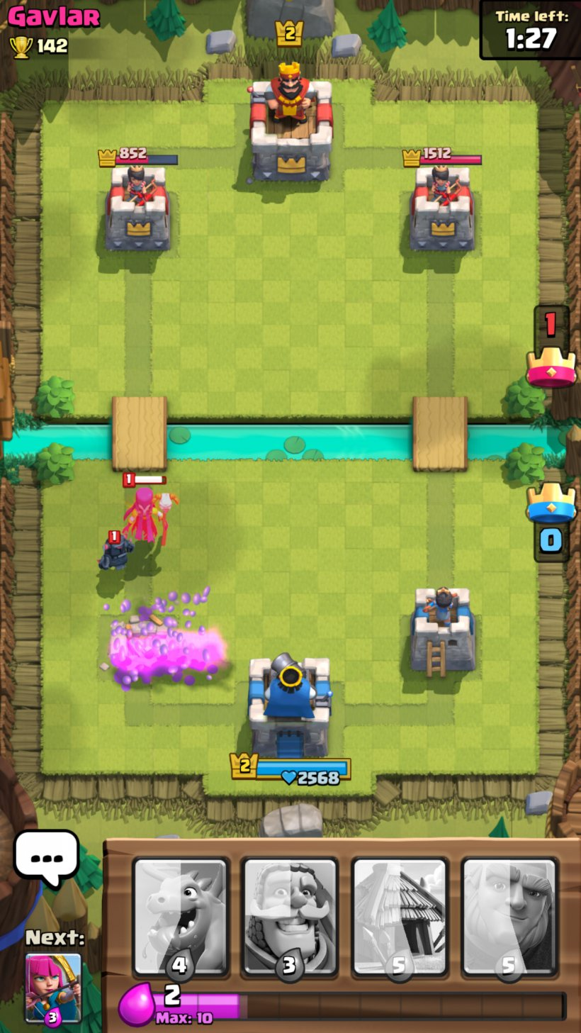 Clash Royale - Get ready to rumble, and then rumble