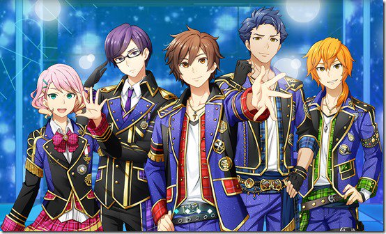 Fulfill your boy band dream with Square Enix's Idol Fantasy, coming this summer in Japan