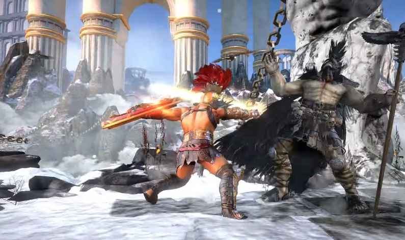 Gameloft reveals Greek mythology-based fighting game Gods of Rome, coming soon