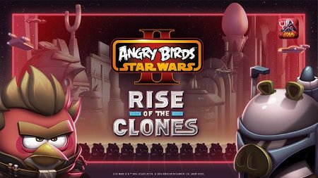 Angry Birds Star Wars 2 has been updated with some new clone-y content for iPad and iPhone