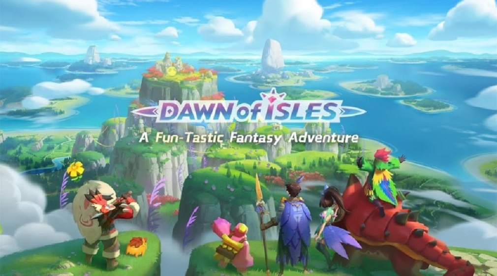 Dawn of Isles arrives on our shores with a Kumamon cross-over event