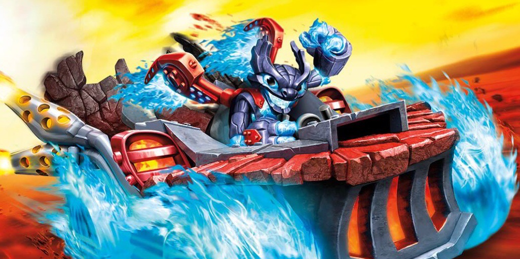 Skylanders adds vehicles in new game Superchargers, out on iPad and 3DS in September