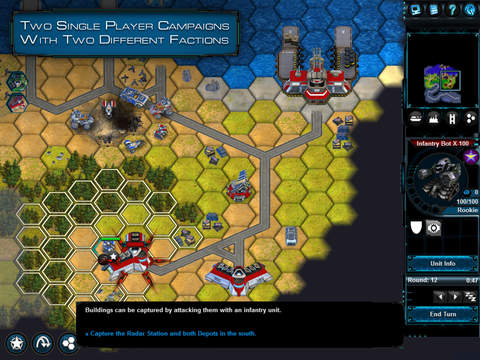 Massive turn-based strategy game Battle Worlds: Kronos conquers iPad