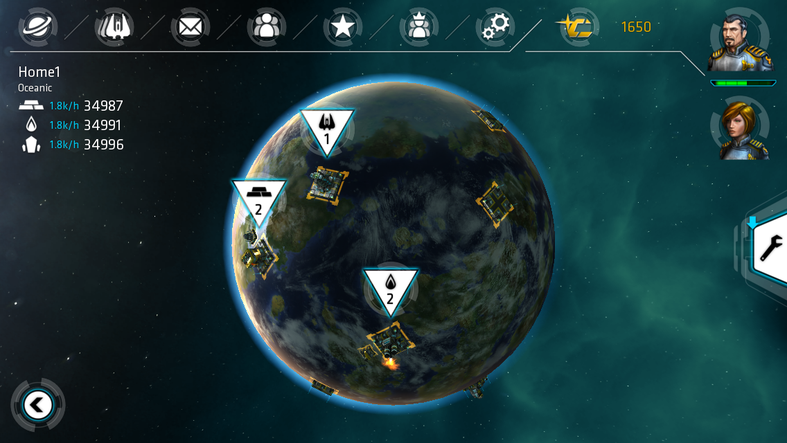 Galaxy on Fire - Alliances review - iPhone reviews | Pocket Gamer