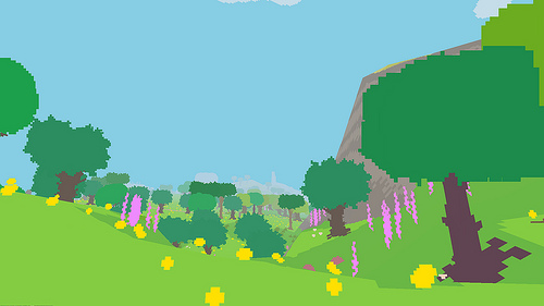 Award-winning indie wander 'em up Proteus coming to Vita this autumn