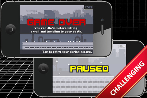 Apple finally pulls Canabalt clone Free Running from App Store