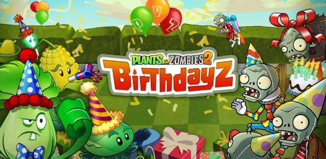 Plants vs Zombies turns 7 and celebrates with new levels and costumes
