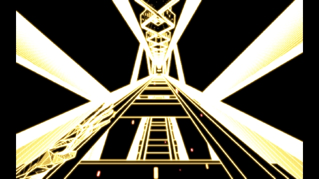Abstract runner FOTONICA is being revamped for its leap from PC to iOS this summer