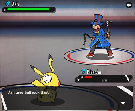 Forget Pokemon Black and White 2, PETA's Pokemon game really gets to the heart of the matter