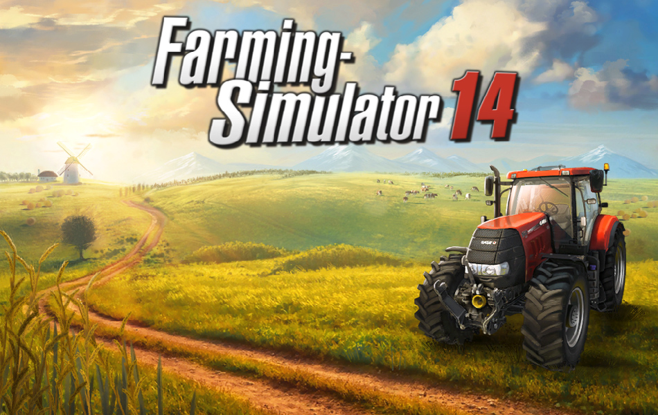 Hardcore corn: Farming Simulator 14 is coming to iOS and Android this November