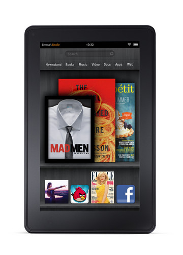 Rumour: Amazon may unveil Kindle Fire 2 on July 31st