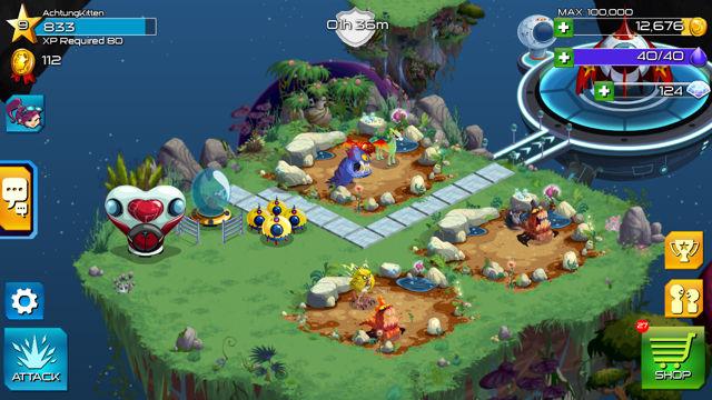 Outernauts: Monster Battle