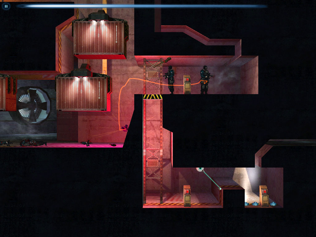 Mobigame's iOS stealth-'em-up Perfect Cell drops to 59p