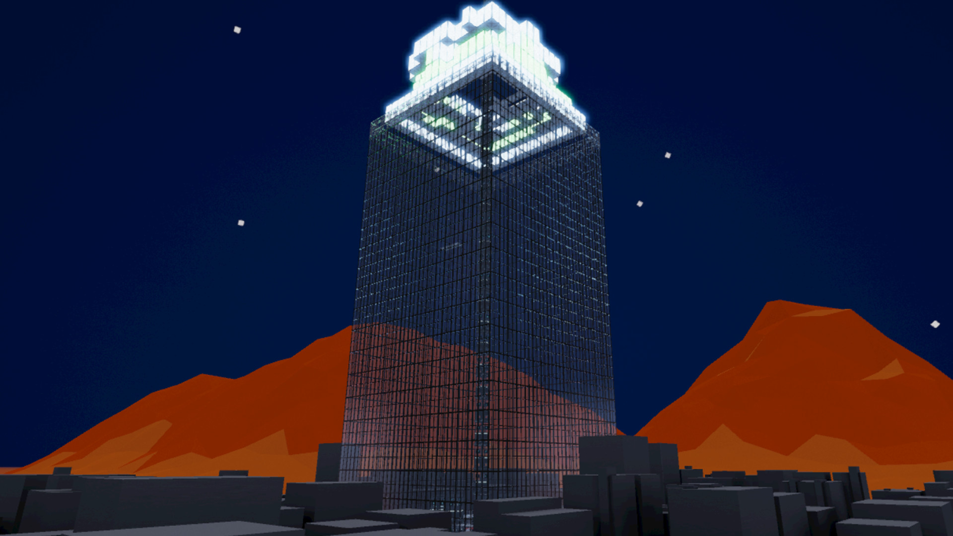 PGConnects: Skytropolis is Sim City but you build to the sky
