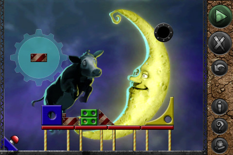Free iPhone game: Isaac Newton's Gravity