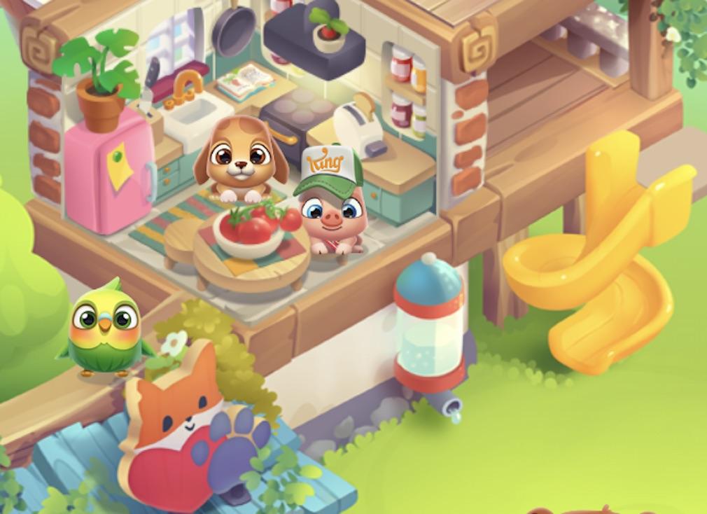 Pet Rescue Puzzle Saga review -