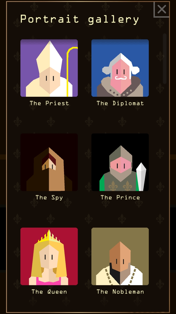 [Update] Establish a kingly line in Reigns, now out now on iOS and Android