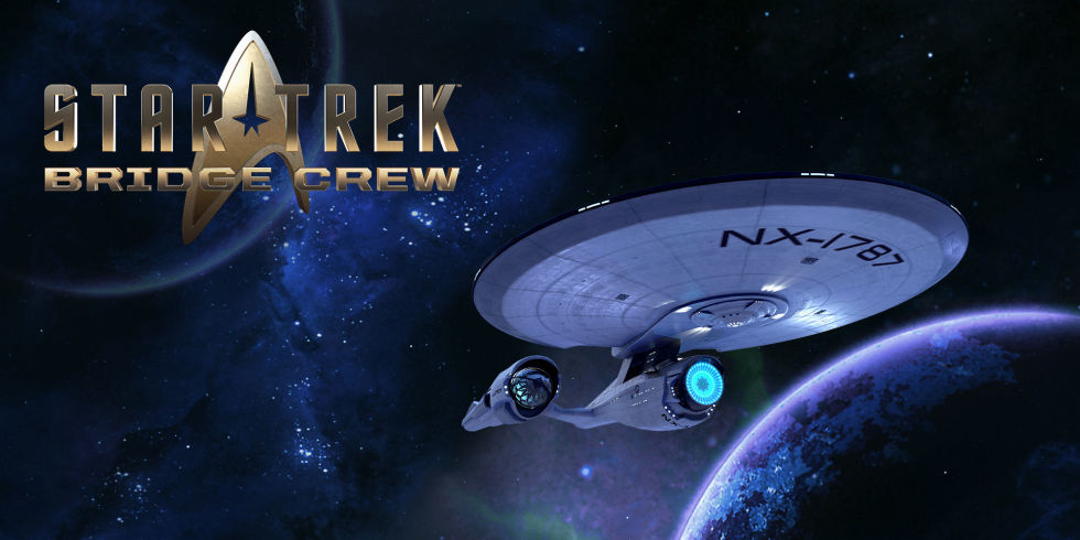 E3 2016: Ubisoft bringing Star Trek to VR with 4 player co-op