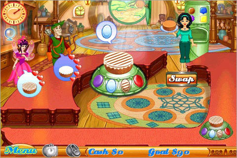 Cake Mania 3 gets App Store price cut after just two weeks