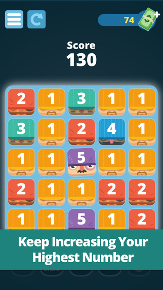 13 Thieves is a sneaky take on the sliding number puzzler, free on iOS