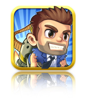 Halfbrick ribs Flappy Bird in Christmas Jetpack Joyride update