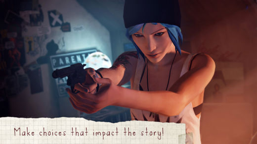 Change time and deal with the consequences when the episodic adventure game Life is Strange hits iOS this Thursday