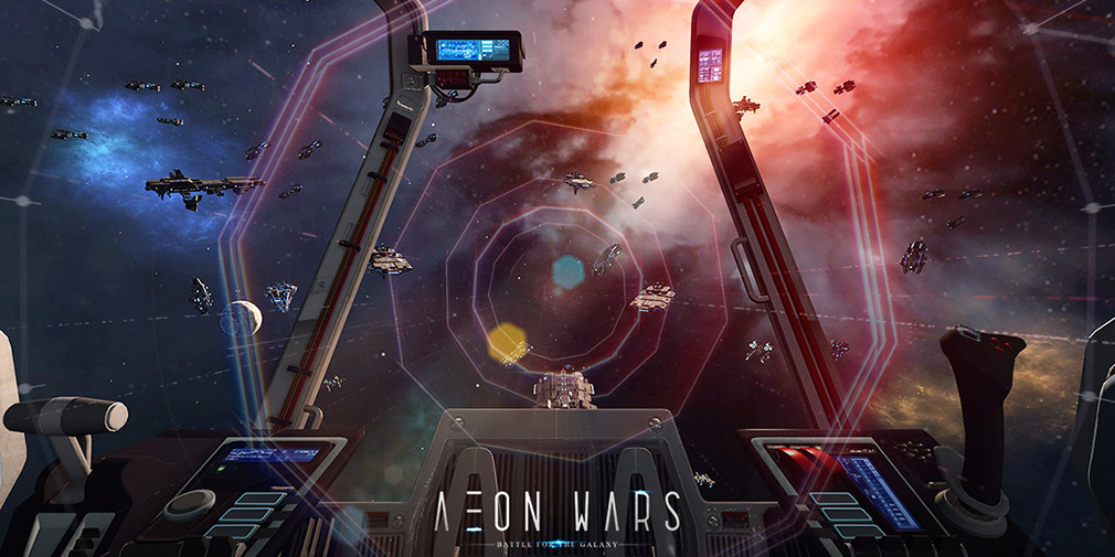 Become a legendary space commander in Aeon Wars: Galactic Conquest for iOS and Android
