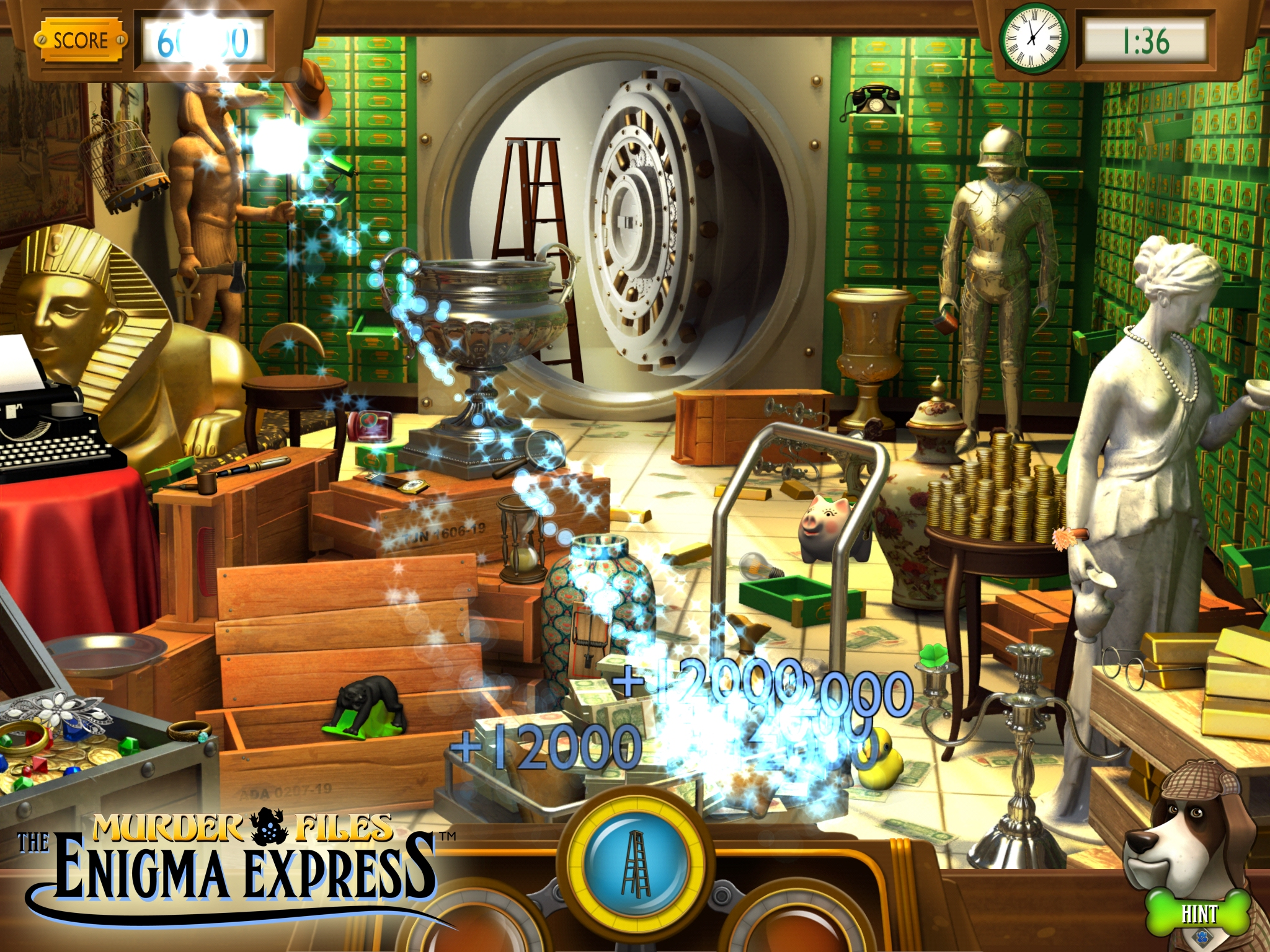 [Update] Out now: Murder Files: Enigma Express is a hidden object detective game for iPhone and iPad