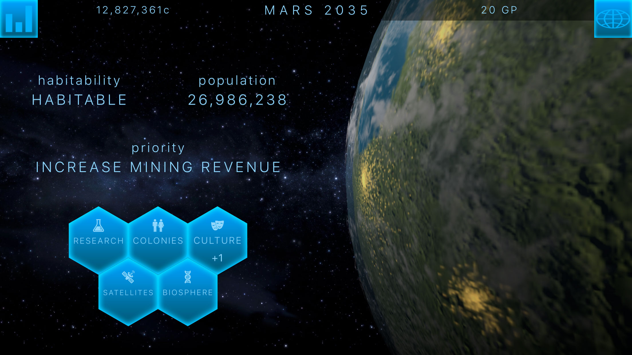 Get a behind-the-scenes look at TerraGenesis