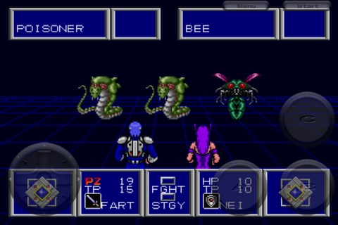 Mega Drive RPG Phantasy Star II coming to iPhone on Thursday
