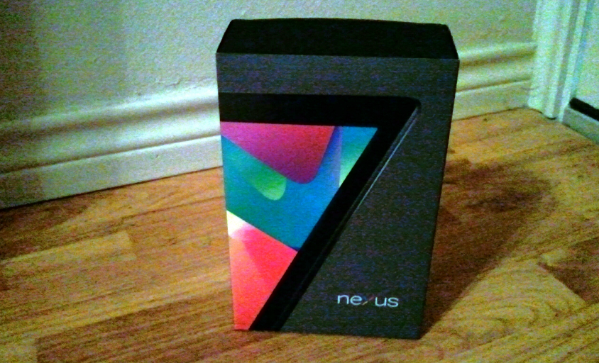 Nexus 7 Hardware Review