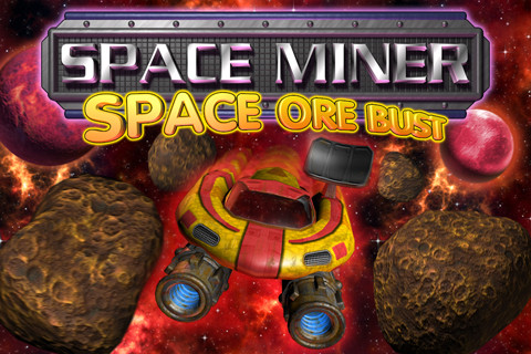 Free iPhone and iPad games: Space Miner, Linkoidz, Power Pool
