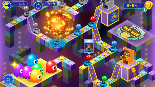 Pac-Man Championship Edition DX soft-launched on iOS as a free to play game
