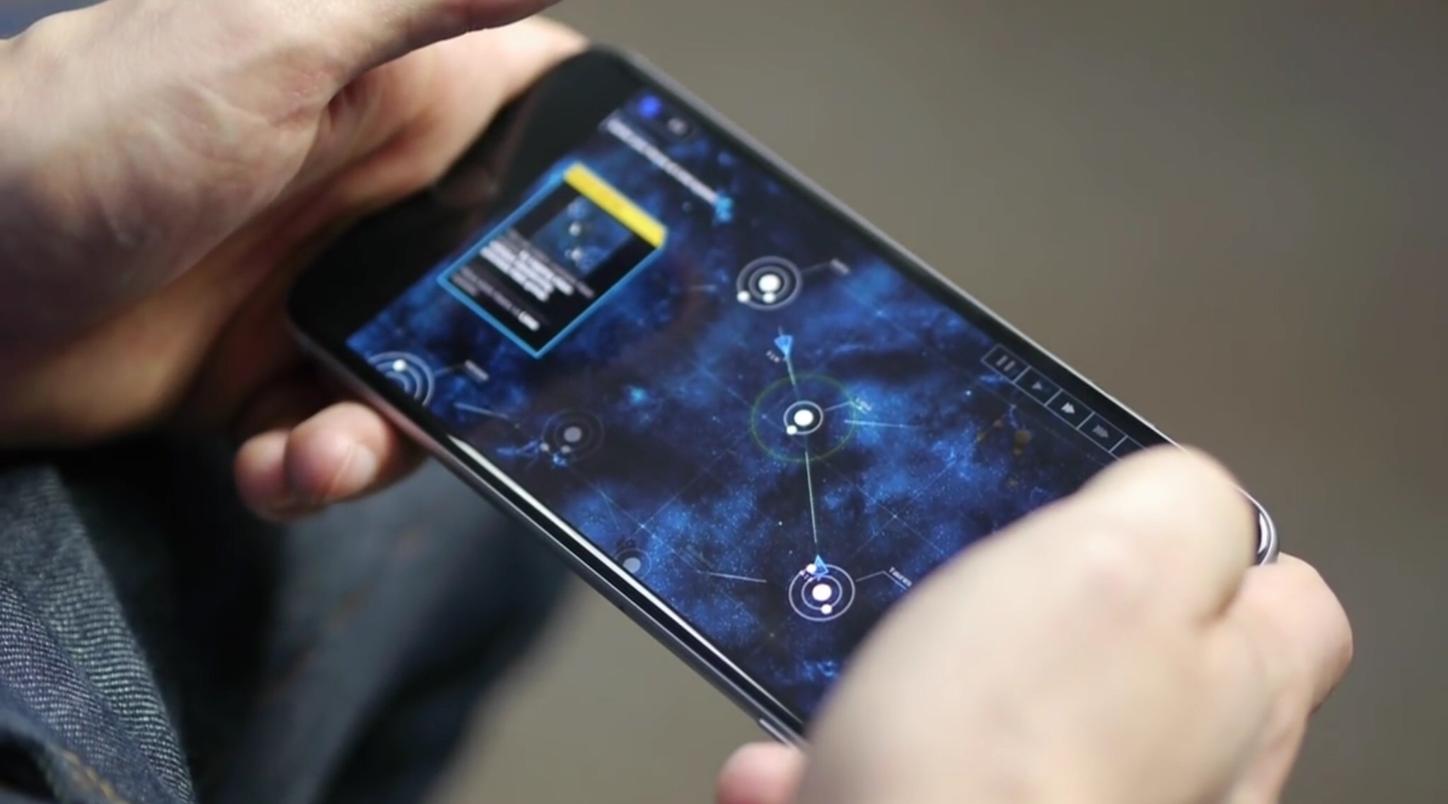 This War of Mine dev to bring stripped-back strategy game Spacecom to iOS and Android
