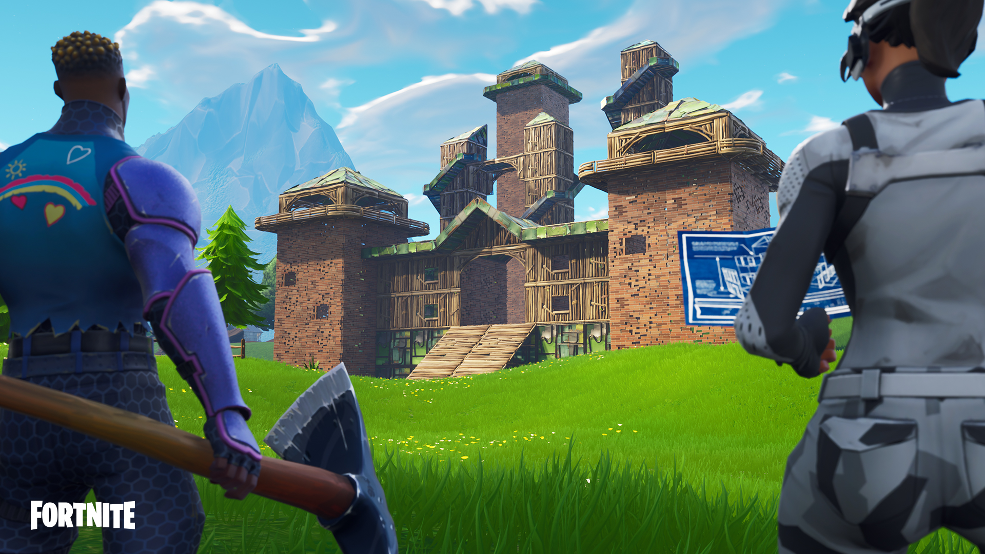 Fortnite introduces a 'cool' new element in its latest update
