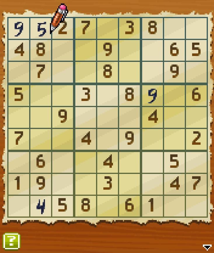 Cafe Sudoku