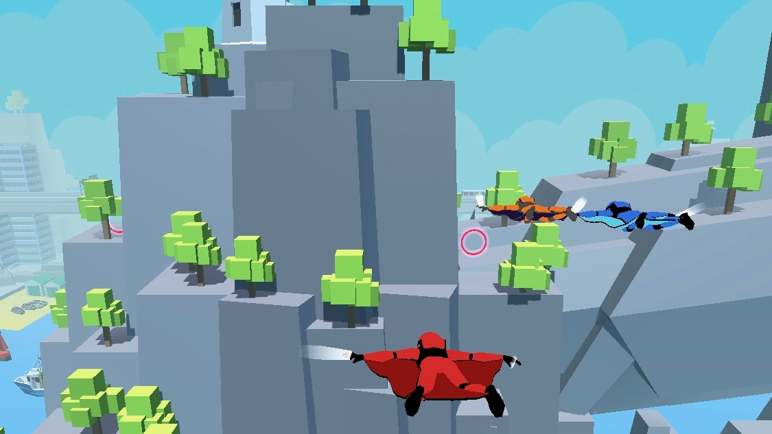 Wind Rider! - 4 games to play when you're finished
