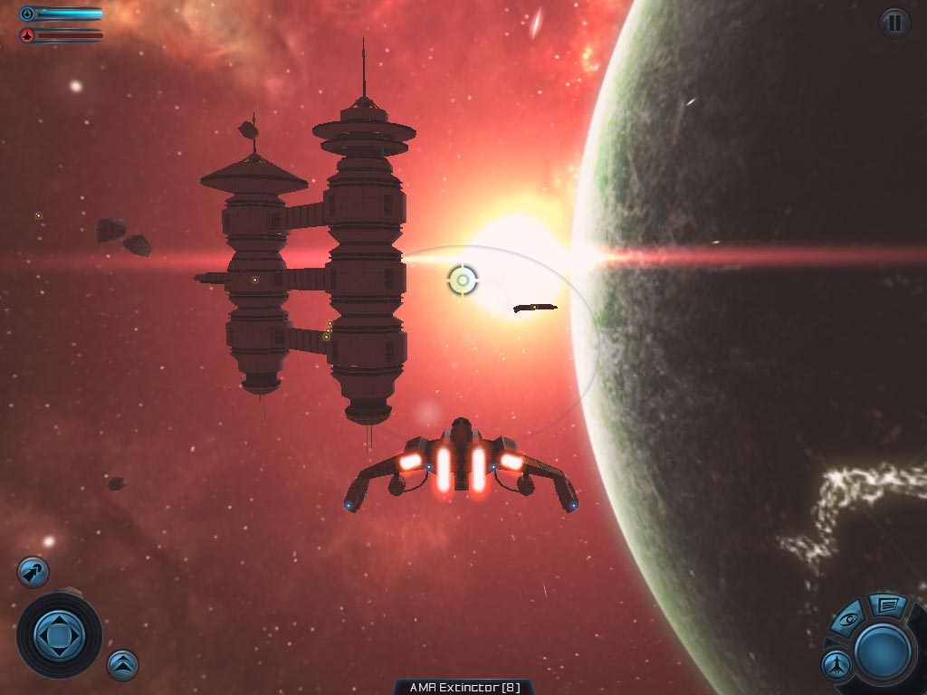 Fishlabs on expanding the Galaxy on Fire 2 universe with better graphics and gameplay
