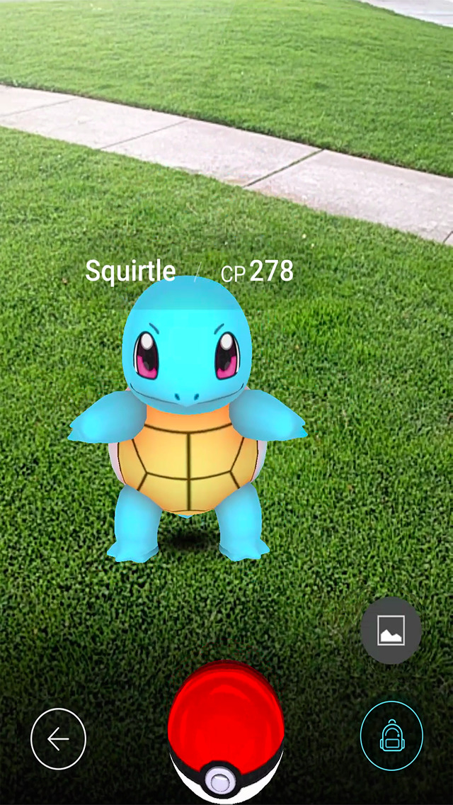 Pokémon GO review - GO outside and play it