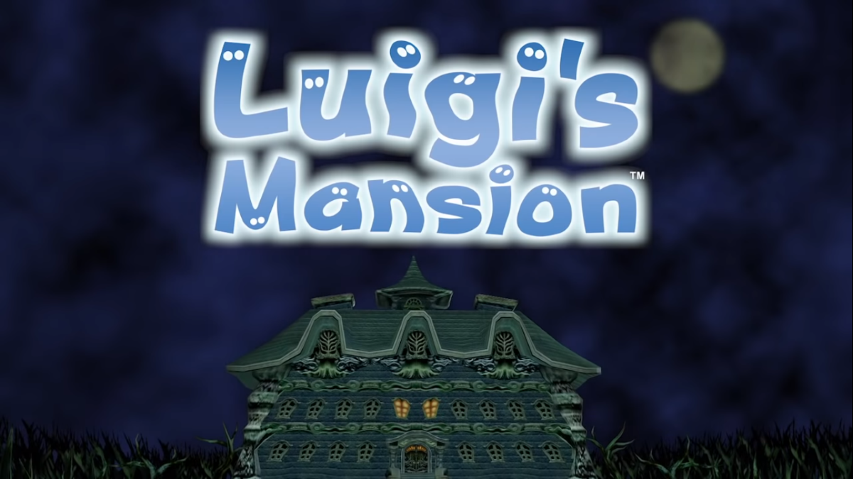 Luigi's Mansion 3DS icon