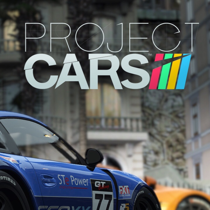 A few laps with Project CARS companion apps pCars Dash and sin:speed