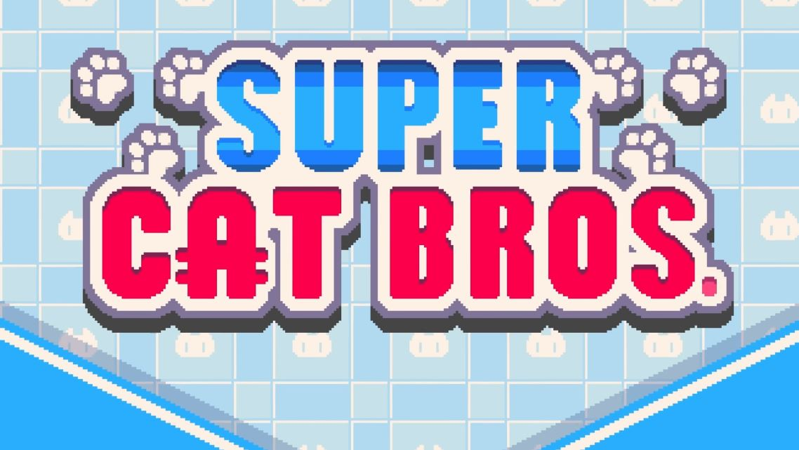 Super Cat Bros is a pixelated platformer that's simply purrfect, coming to mobile November 17th