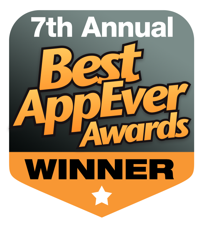 The winners of the 7th Best App Ever Awards are now live