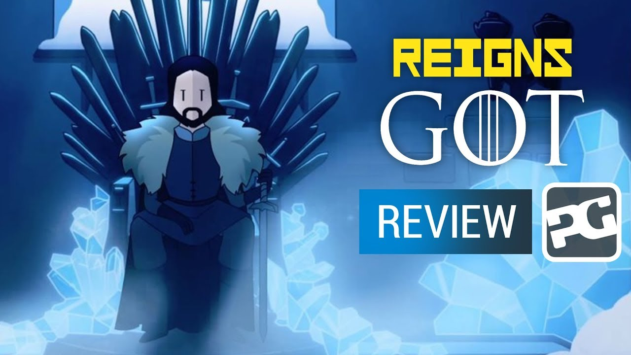 "Reigns: Game of Thrones video review - ""Two concepts that gel in really interesting ways"""