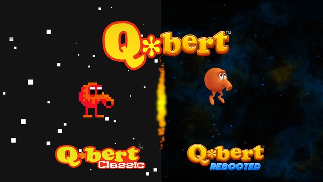 Qbert Rebooted sees the classic arcade puzzler get a new 3D makeover, out on iOS [Update]