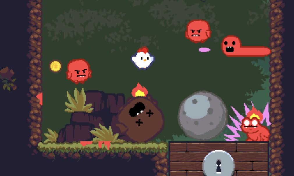 Game of the day - Super Fowlst is a sequel that deserves your attention