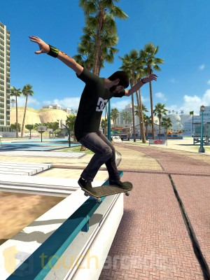 [Update] New F2P lane-based skateboarding game Tony Hawk's Shred Session will kickflip onto iOS this summer