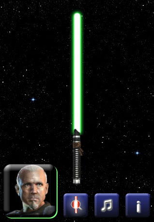 Lightsaber Unleashed available now on App Store