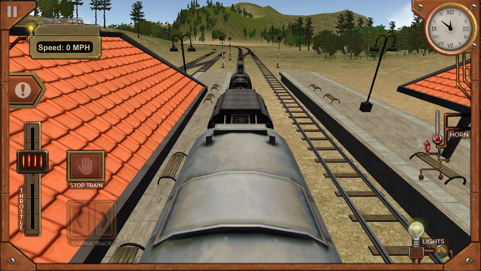 Casual Connect Europe 2016: Railroad Simulator 2016 does exactly what it says on the tin