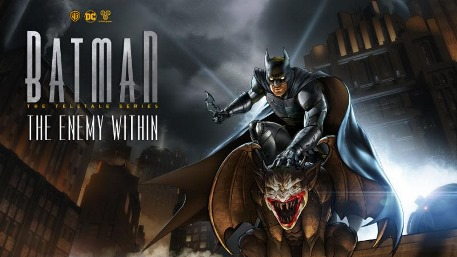 Check out this brand new trailer for Batman: The Enemy Within, the second season of Telltale's dark knight adventure